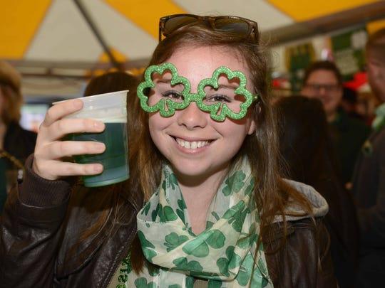 Molly Malone's in Covington celebrated St. Patrick's