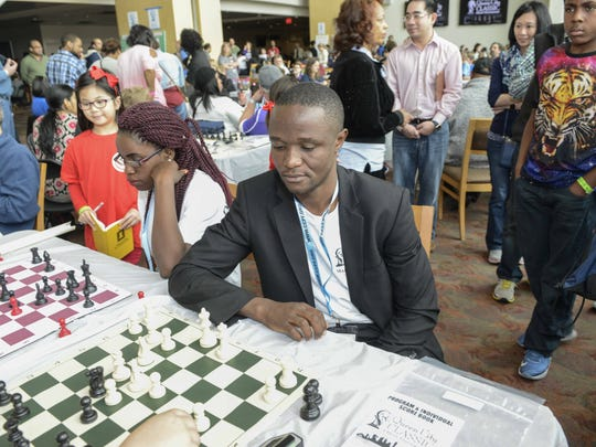 Robert Katende was part of the inspiration for the