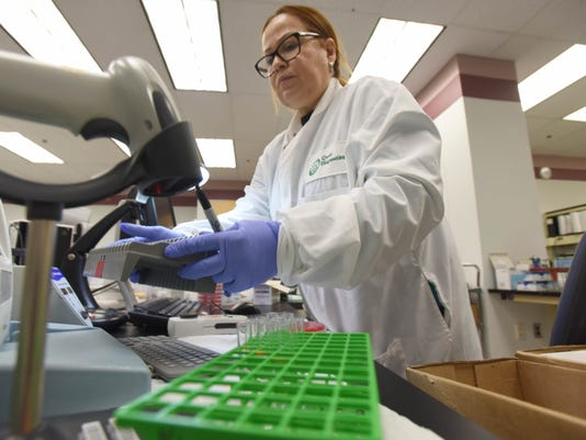 Quest Diagnostics celebrates 50 years