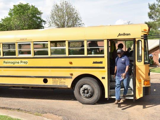 State Sen. John Horhn, a Jackson mayoral candidate, canvasses a south Jackson neighborhood.