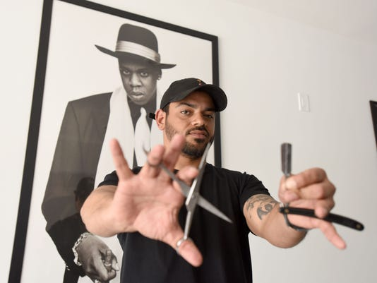Jay Z's barber