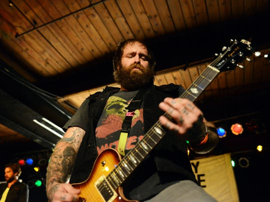 Every Time I Die performs at World Cafe Live at The Queen this weekend.