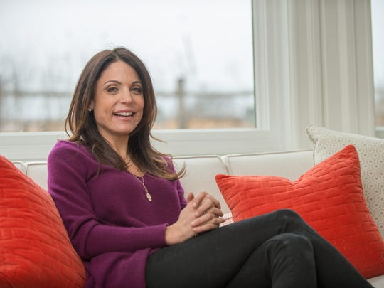 Bethenny Frankel is thanking her fans for helping her follow her dreams.
