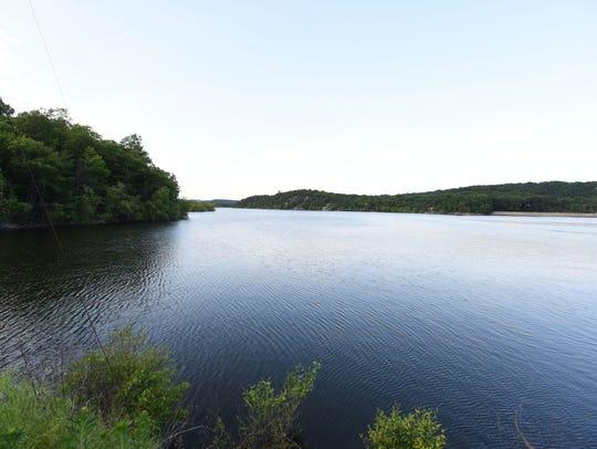 The Wanaque Reservoir. Two contaminants, PFOA and PFNA,