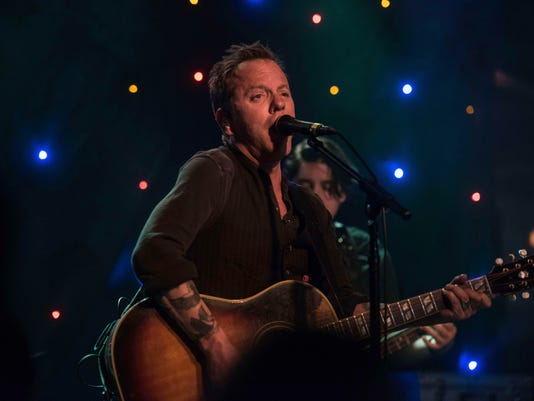 Kiefer Sutherland at Mexicali Live