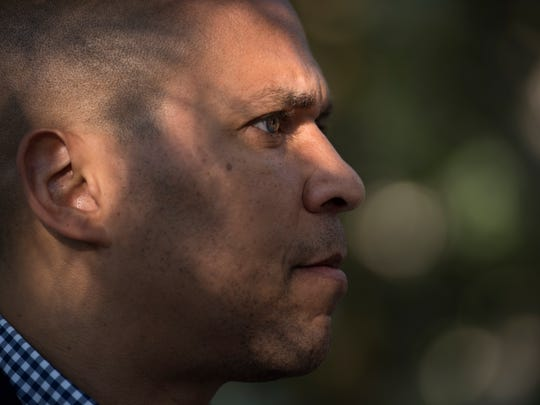 Cory Booker's staff has been meticulously burnishing and protecting his image as talk grows that he could emerge as one of his party's most formidablepresidential contenders in 2020.