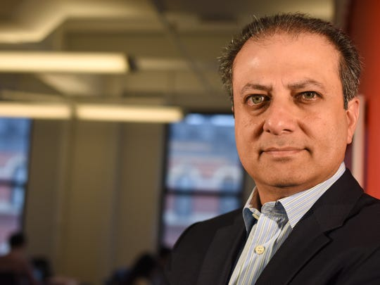 """""""I think there's a much greater interest than before in hearing from people who've done this work,"""" says Preet Bharara, former U.S. Attorney for the Southern District of New York."""