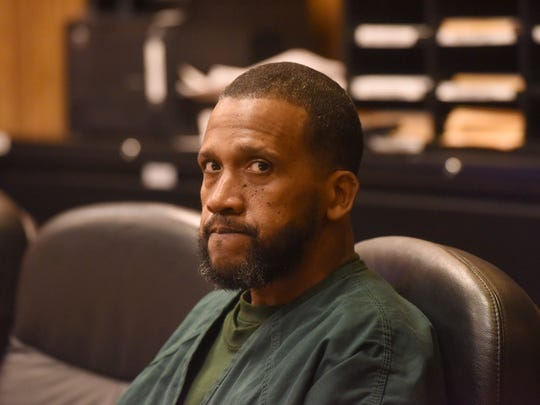 Eric Kelley and Ralph W. Lee (photo), behind bars for 24 years on a murder rap. Judge Joseph Portelli recently overturned their convictions and called for a new trial when new DNA evidence came to light.