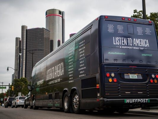 LISTEN TO AMERICA: A HUFFPOST ROAD TRIP