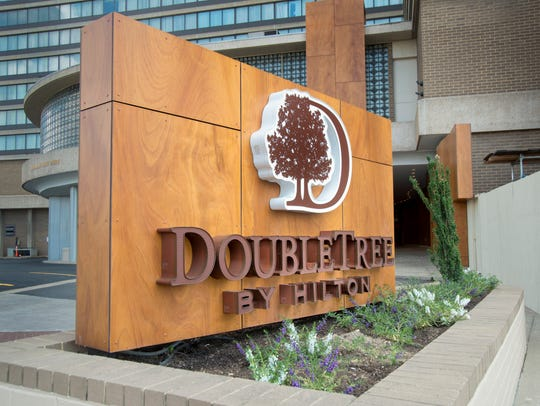 A DoubleTree hotel in Colorado issued an apology after refusing service to military members attending a post-deployment celebration.