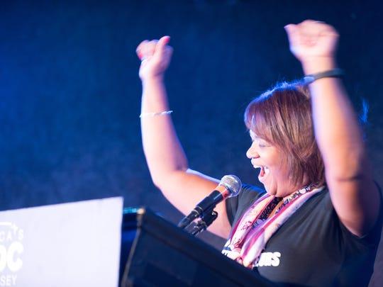 """Women Entrepreneurs Rock"" conference sponsored by"