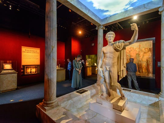 Pompeii: The Exhibition opens Nov. 18 at Arizona Science