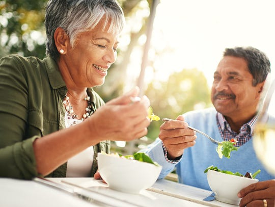 Take time to enjoy your food – a benefit to your physical