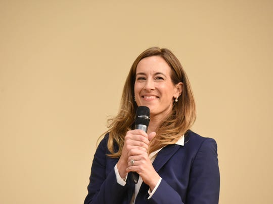 Mikie Sherrill  Candidates for the NJ-11 congressional