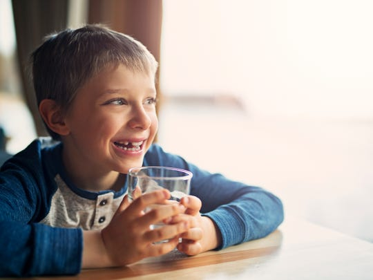 A fainting episode may mean your child needs to drink