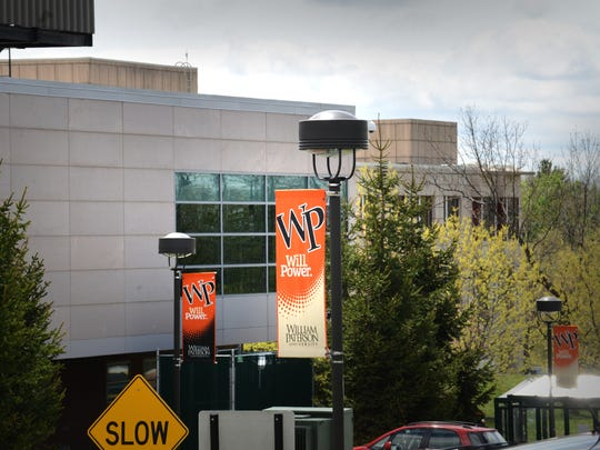 The campus of William Paterson University in Wayne.