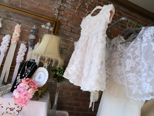 Wedding Dress Resale Shop Stays Busy In Downtown Lancaster
