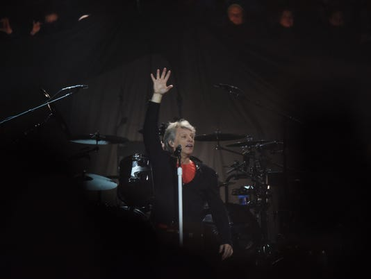 Bon Jovi at Prudential Center