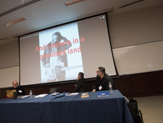 Monmouth University hosts an international symposium,