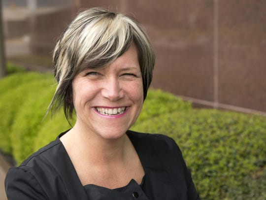 Leslie Lynn Smith joined EPICenter as its first president in 2015. She had been chief executive of TechTown, a leading Detroit business incubator and accelerator.