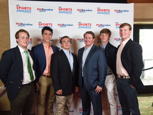 06/13/18- Asbury Park  Press Sports Awards. Manasquan