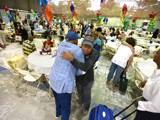 The Englewood Family Reunion brings current and former