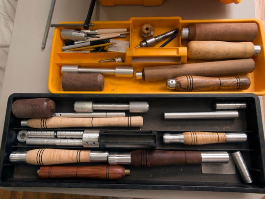 The Artistic Woodturners of Northwest Florida is a diverse group devoted to the craft of turning just about anything that can be shaped on a woodturning lathe.