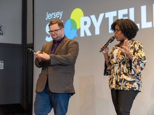 8/15/18- Asbury Park Press storytellers on Love and