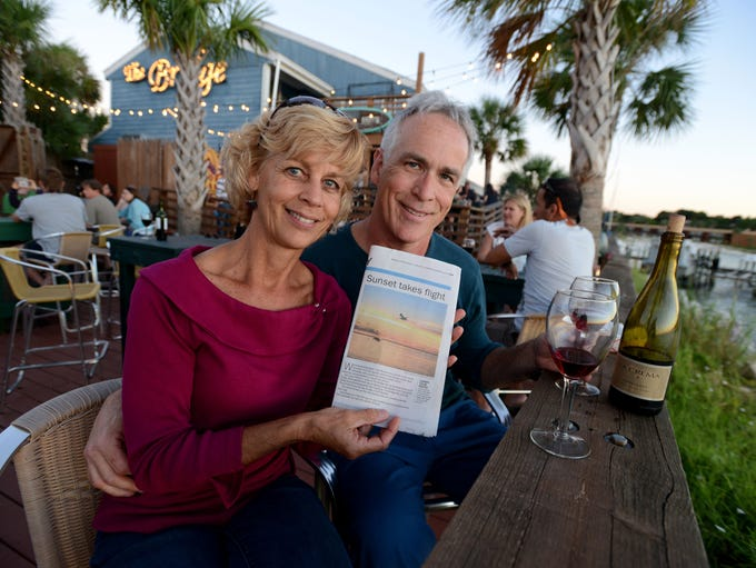 PNJ Sunsetters' Club October 16 edition at The Bridge