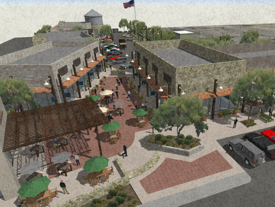 The Substation retail center will have 24,000 square