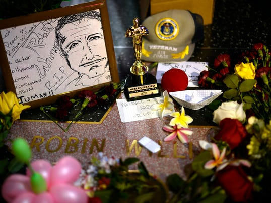 Obit-Robin Williams-Reaction