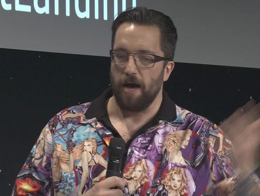 Scientist 39 S Shirt Signals Sexism Your Say