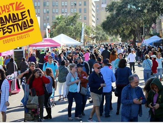 An event worth going too, you think? #tamales #corpuschristi