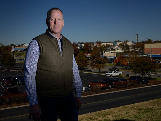 Ben Freeland, the owner of Freeland Chevrolet and other nearby properties, has been influential in the revitalization of the Antioch area.