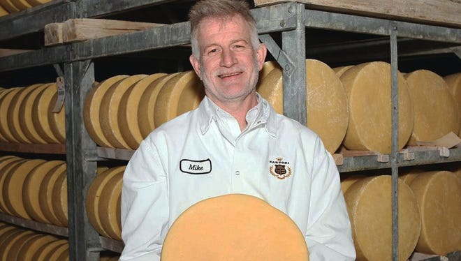 Mike Matucheski is the award-winning master cheesemaker for Sartori cheese, based in Plymouth. Mike Matucheski is the award-winning master cheesemaker for Sartori cheese in Plymouth.