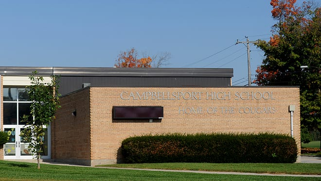 Campbellsport School District is receiving almost a half million dollars drop in state aid this year -  the largest decrease in state aid out of 11 school districts in the area.