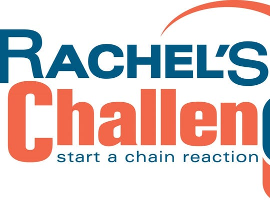 Mountain Home High School students attended a presentation for the Rachel's Challenge program today.