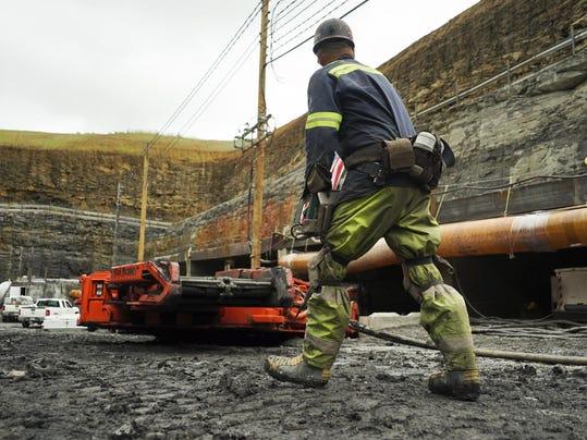 New Coal Mine
