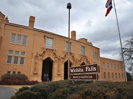 Wichita Falls City Hall-Memorial Auditorium