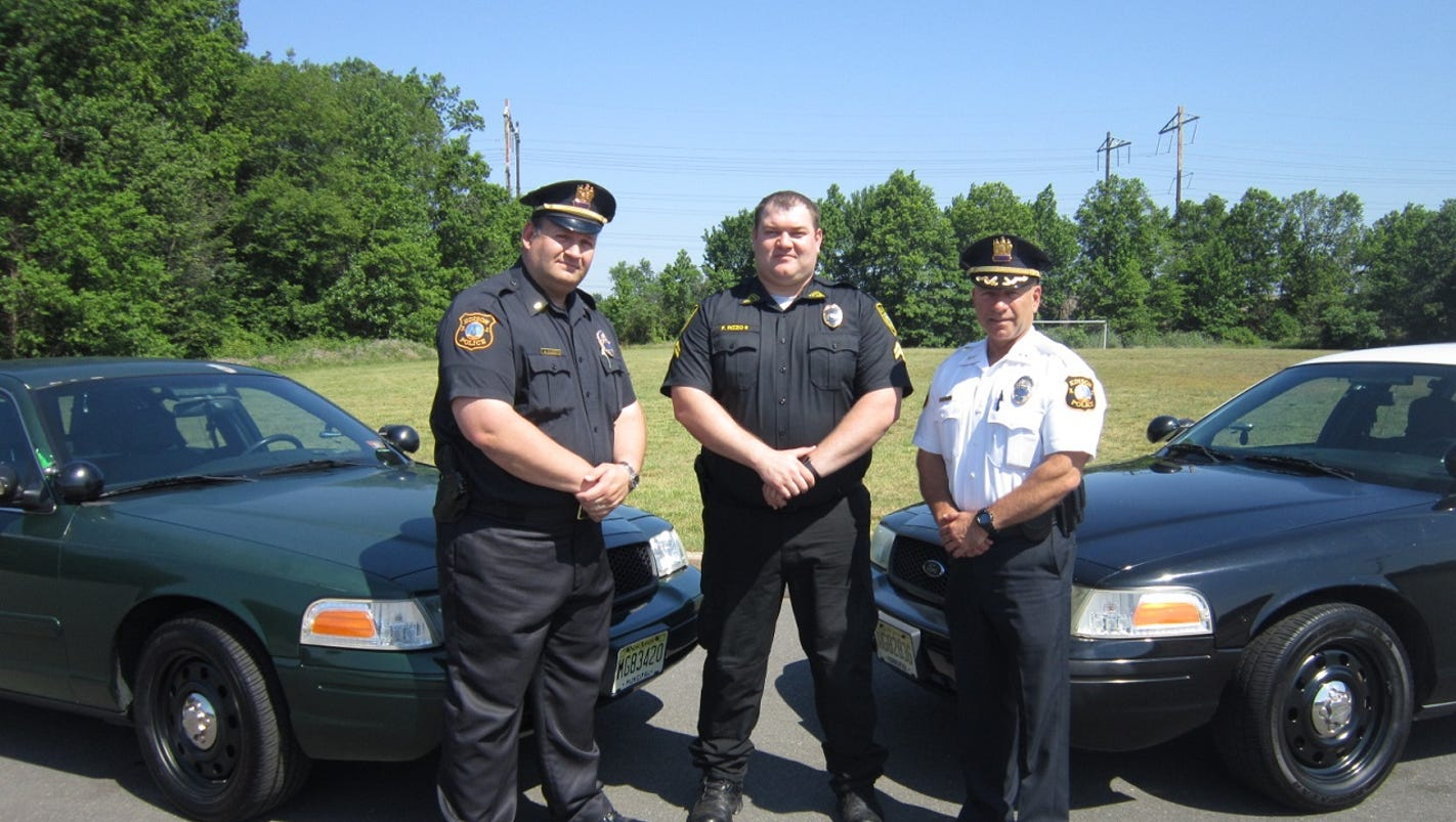 Edison police donate vehicles to NJSPCA