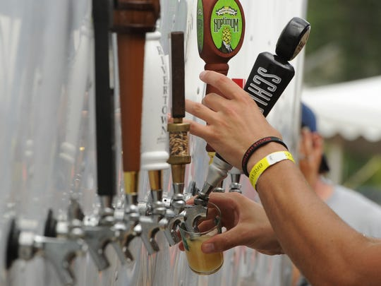 The Microbrewer's Festival is moving from Broad Ripple