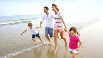 Most families don't consider vacations when budgeting out their year.