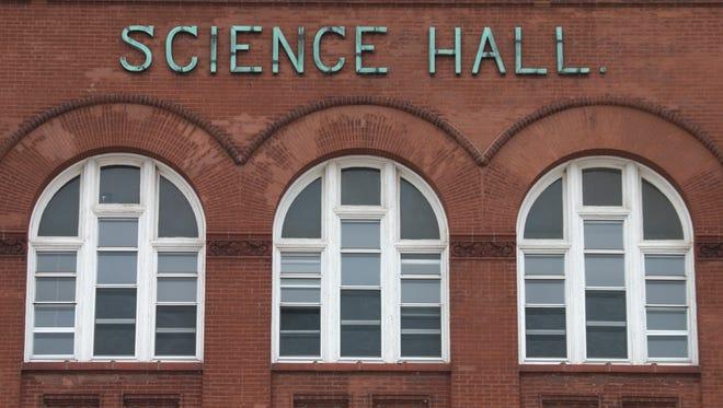 UW-Madison's Science Hall.