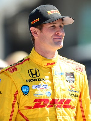 Indianapolis 500 champion Ryan Hunter-Reay