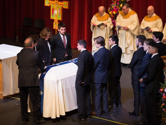 News: Dombroski Funeral