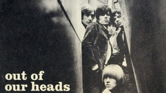 """""""Out of Our Heads"""" by The Rolling Stones"""