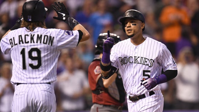 The Colorado Rockies host the Seattle Mariners on Friday.