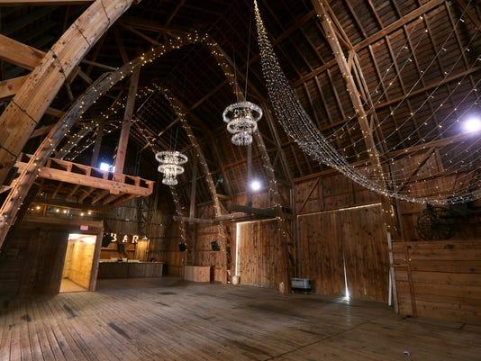 Hot New Spots For Cool Events Barns Lofts Lodges