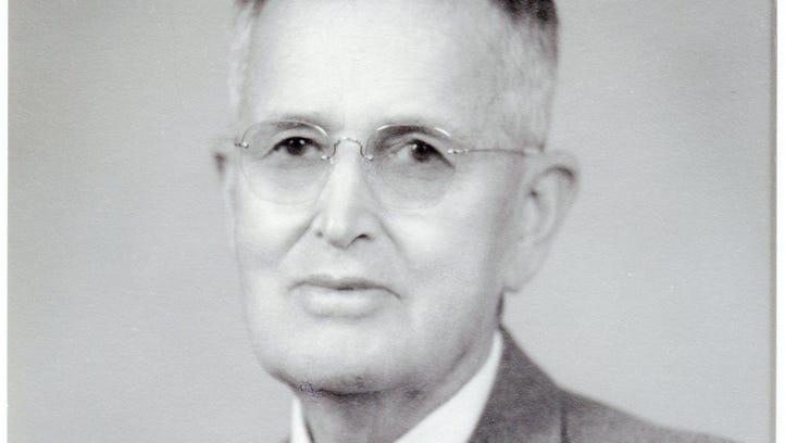 Lewis Edward Judson, Sr., proprietor of the Lewis Judson