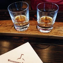 Buck's Restaurant and Bar in Louisville is on the Urban Bourbon Trail, which means at least 50 brands of bourbon are on the menu.